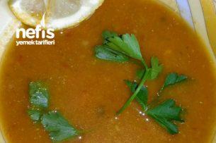 Vitamin Dolu Kış Çorbası (Özellikle Çocuklar İçin) Tarifi