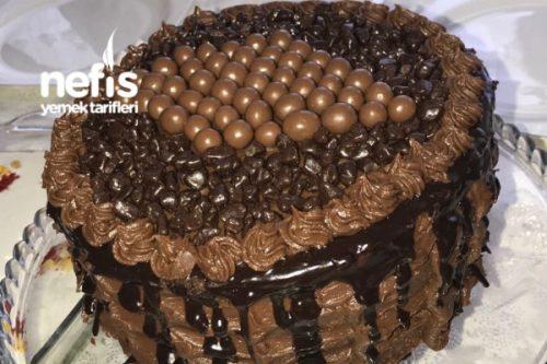 Çikolatalı Yaş Pasta Tarifi Videosu