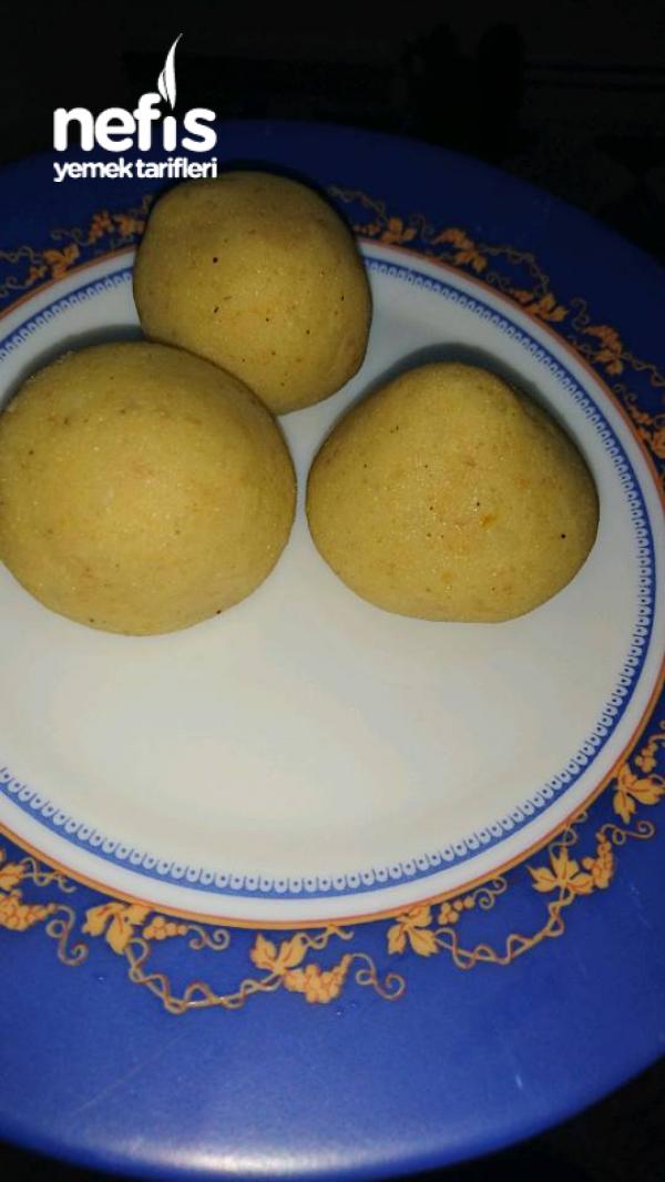Patates Topları (çay Saatleri İçin Muhteşem Bir Tarif Tadı Enfes)