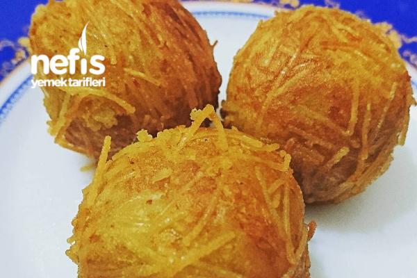 Patates Topları (Çay Saatleri İçin Muhteşem Bir Tarif Tadı Enfes) Tarifi