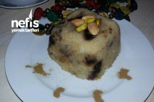 Akılda Kalan Damla Çikolatalı İrmik Helvası Tarifi