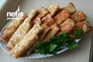 Harumaki (Sebzeli Çin Böreği) Tarifi