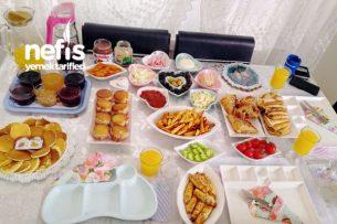 Masada Yer Yok Kahvaltısı Tarifi