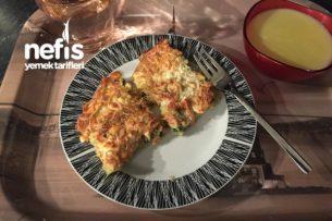 Patates Mücver Börek Tadında Tarifi