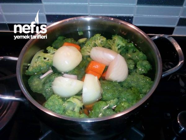Sebzeli Brokoli Corbasi
