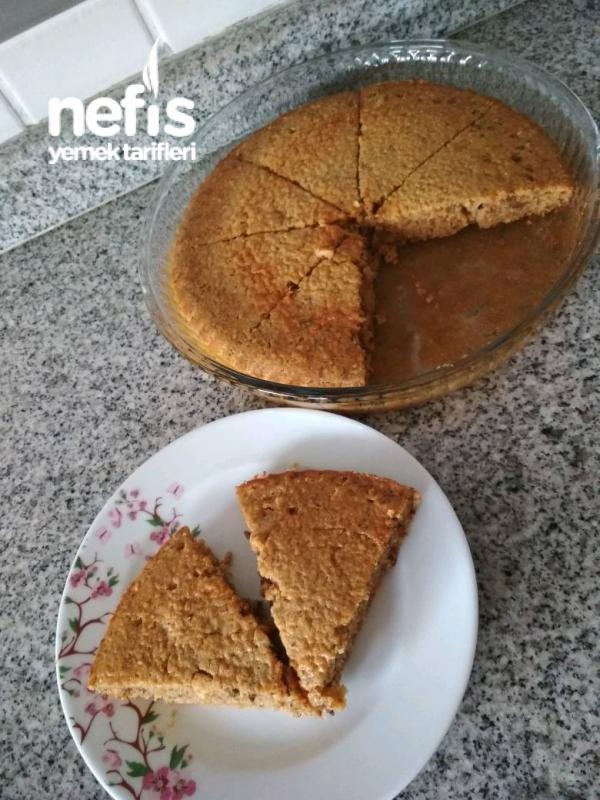 Az Şekerli Sağlıklı Kekim (çok Bereketli Oluyor Kızlar)