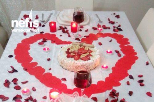 Eşe Sevgiliye Doğum Günü (Sevgililer Günü, Özel Gün Sürprizi) Tarifi