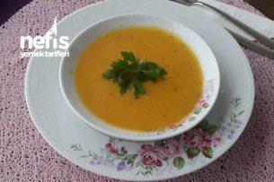 Kereviz Çorbası (Mercimekli) Tarifi