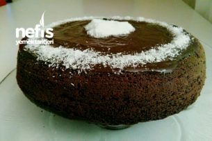 Yumurtasız Kakaolu Kek Tarifi