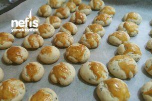 Çörek Otlu Kurabiye( Kıyır Kıyır) Tarifi