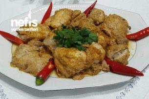 Düdüklüde Lokum Gibi Tavuk İncik ( 25 Dakikada ) Tarifi