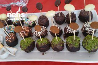 Cakepops (Lolipop Kek) Tarifi