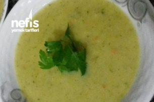 Kerevizli Sebze Çorbası (Bol Vitaminli) Tarifi