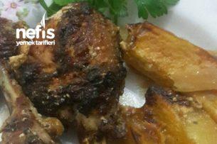Kremalı Tavuk Baget Tarifi