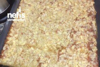 Nefis Ayranlı Bademli Alman Pastası Tarifi