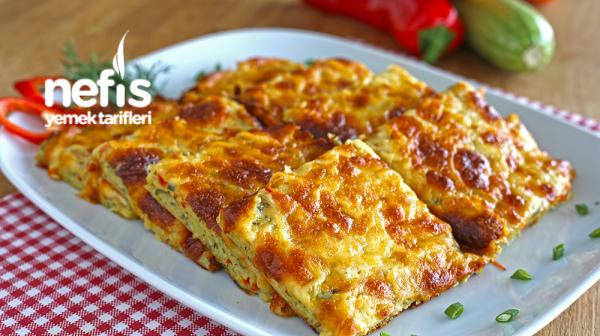 Çok Besleyici Kahvaltı Böreği Tarifi