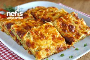 Besleyici ve Çok Lezzetli Kahvaltı Böreği Tarifi