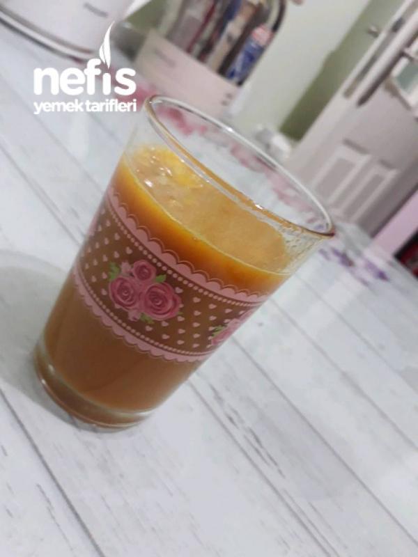 Kansızlığa Birebir Mutlaka Deneyin (portakal Suyu+pekmez)
