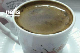 Püf Noktaları İle Köpüklü Türk Kahvesi (Enfes) Tarifi