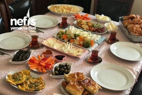 Cuma Kahvaltısı 3 Tarifi