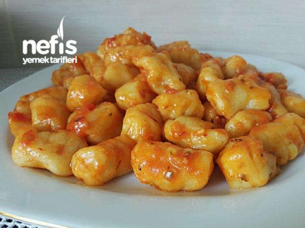 Gnocchi Patates Mantısı