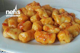 Gnocchi Patates Mantısı Tarifi