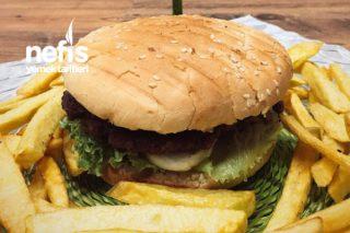 Hamburger (Az Kalorili) Tarifi