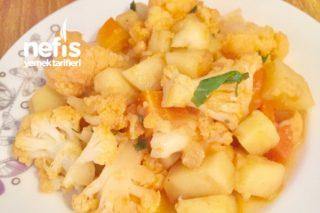 Patates Ve Havuçlu Karnabahar Tarifi
