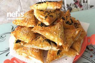 Patlıcanlı Muska Börek (Çıtır Çıtır) Tarifi