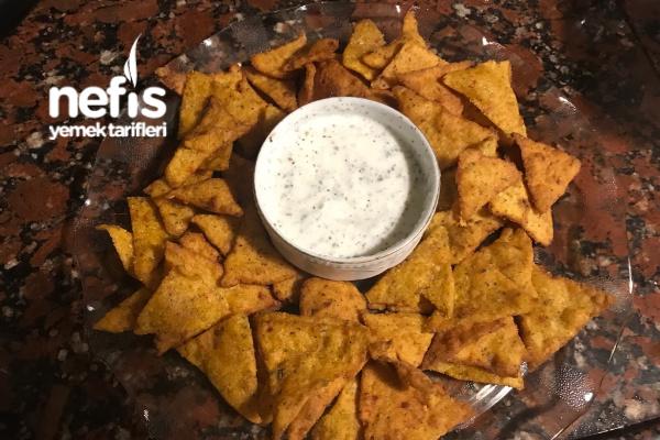 Glutensiz Mısır Cipsi Tarifi