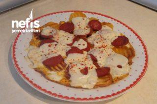 Patates Pizzasi