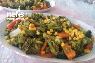 Şifa Deposu Brokoli Salatası Tarifi