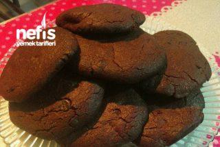 Çikolatalı Amerikan Kurabiyesi Tarifi
