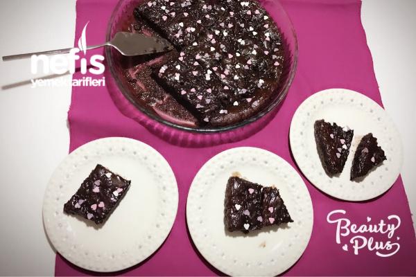 Glutensiz Çikolatalı Islak Kek Tarifi
