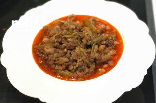 Ispanak Başı Yemeği Tarifi