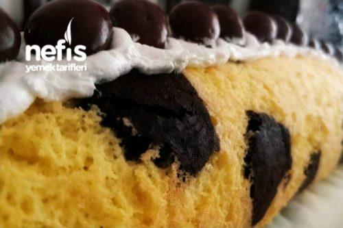 Benekli Kek Tatlısı