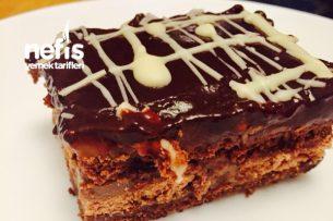 Browni Yaş Pastası Tarifi
