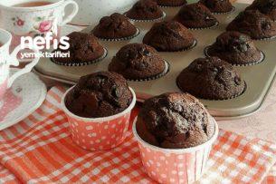 Çikolatalı Muffin (Kabarma Garantili) Tarifi