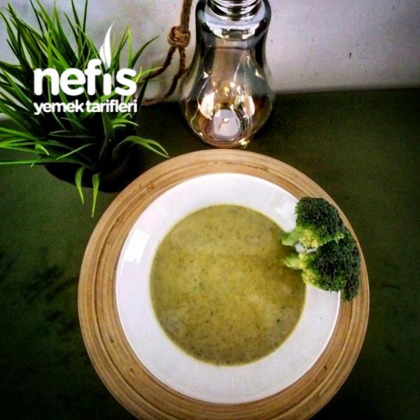 Antioksidan (brokoli Çorbasi)