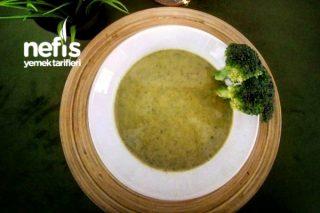 Antioksidan (Brokoli Çorbası) Tarifi