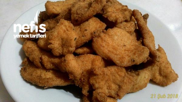 Baharatlı Çıtır Tavuk