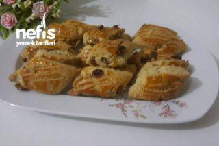 Orjinal Üzümlü Pastane Kurabiyesi Tarifi