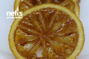 Limon Şekerlemesi Tarifi