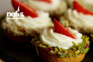Pastane Tartoletleri (videolu) Tarifi