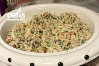 Tavuklu Kereviz Salatası Tarifi