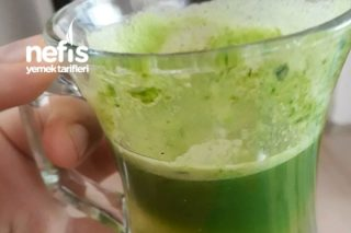 Yeşil İksir Tarifi