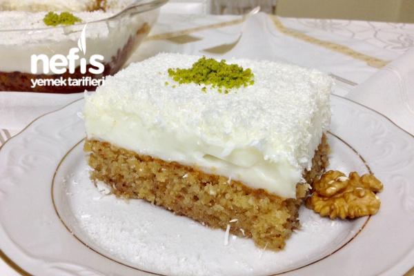 Kıbrıs Tatlısı (Şahane Lezzet) Tarifi