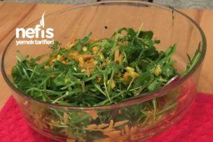Rokalı Salata Tarifi