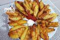 Et Balık Yanına Fırın Patates Tarifi