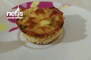 Karnabahar Muffini Tarifi